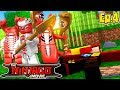 Minecraft LEGO NINJAGO -  THE SERPENTINE FANGPYRE HAVEN AWOKEN!