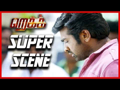 Rekka - Super Scene | Vijay Sethupathi |...