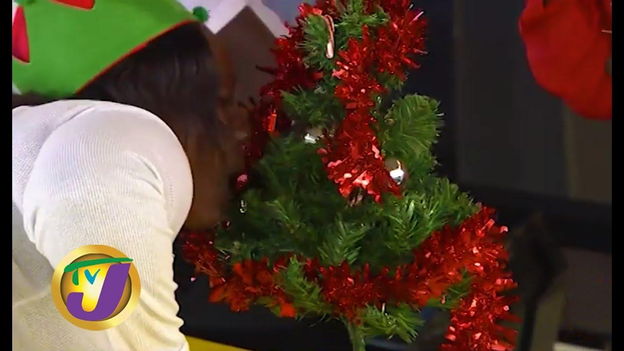 TVJ Smile Jamaica: Christmas Decorations Challenge - December 13 2019 #1