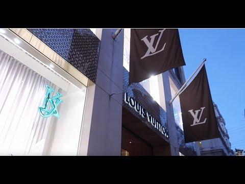 Louis Vuitton Shopping Vlog & Unboxing