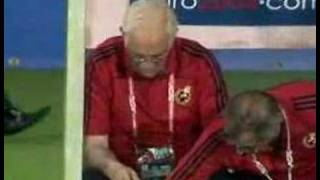 Luis Aragones hace historia