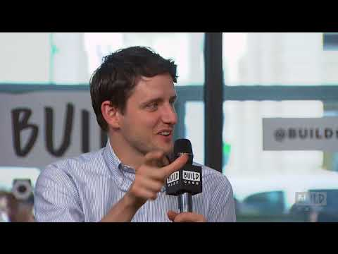 Zach Woods Liked Legos, But Loved American Girl Dolls