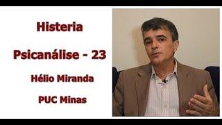 Histeria - Psicanálise 23 - Conceitos em Freud