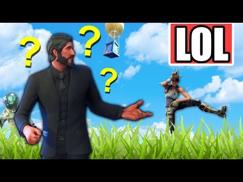 *NEW* INVISIBLE HIDE N SEEK in FORTNITE: Battle Royale! (Playground Hide and Seek Minigame)
