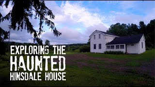 Exploring the HAUNTED HINSDALE HOUSE