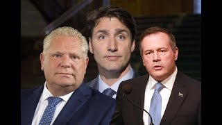 LILLEY UNLEASHED: Why is Trudeau attacking our premiers?