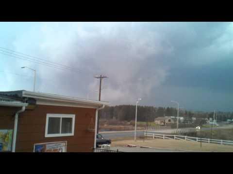 Merrill Wisconsin Tornado