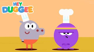 The Cake Badge - Mini Episode - Hey Duggee Series 1 - Hey Duggee
