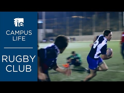 Campus Life! Episode 2: IE Rugby Club