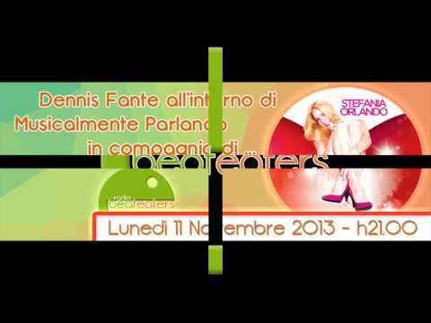 Download Stefania Orlando con Dennis Fante @ Musicalmente Parlando (Radio BeatEaters)