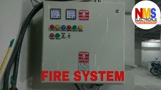How to work fire system