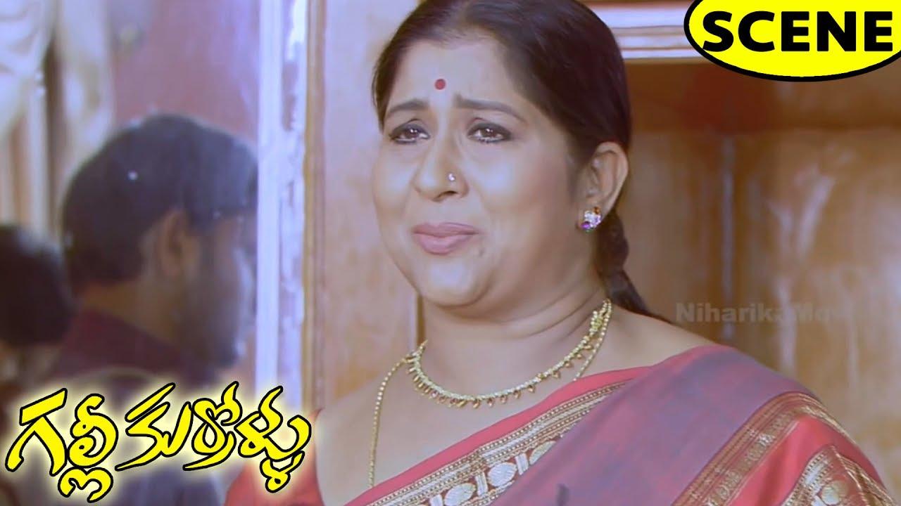 Acp Shiva Ramakrishna Chases Goons Action Scene Galli Kurrollu Movie Scenes