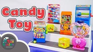 Candy Toy Japan đồ chơi kẹo từ Nhật nhìn đơn giản nhưng chất lượng có tâm ToyStation 258