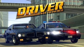 Driver San Francisco| Pontiac GTO Chase (The Judge)