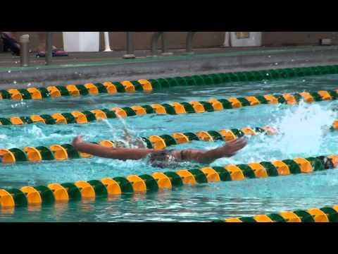 NOELANI NAKAYA - 4-11-2014 -Kamehameha Swim Club - 50 Meter Butterfly
