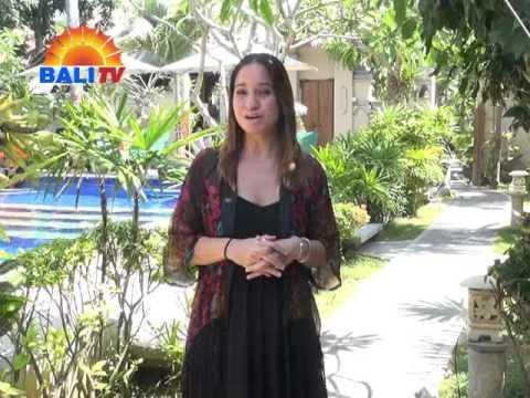 Bali Channel Tourist TV - Mushroom Garden Villa Nusa Lembongan