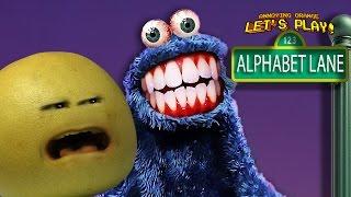 Grapefruit Plays - ALPHABET LANE (Sesame Street Horror Parody)