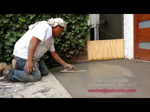 Concreto estampado para exteriores: Â¡No pongas piedra por piedra!