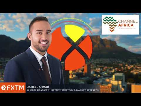 Channel Africa Interview with FXTM's Jameel Ahmad | SA | 23/04/2018