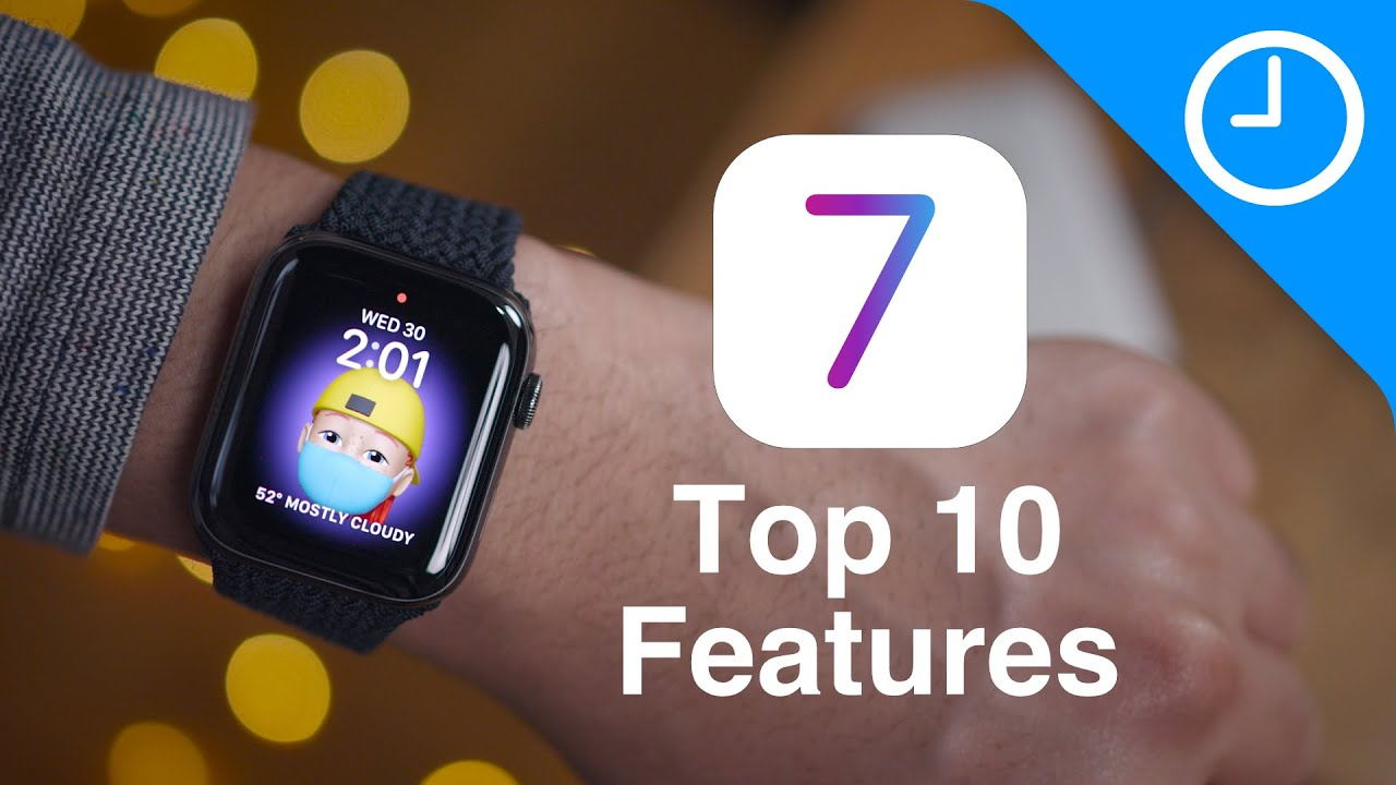 watchOS 7 - my top 10 features for Apple Watch users! - 9to5Mac