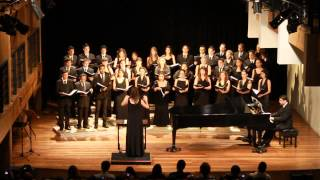05. Coral UTFPR - Jesus Bleibet Meine Freude (J. S. Bach)
