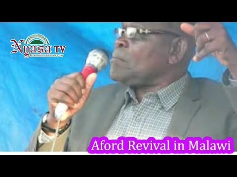Aford Revival in Malawi final