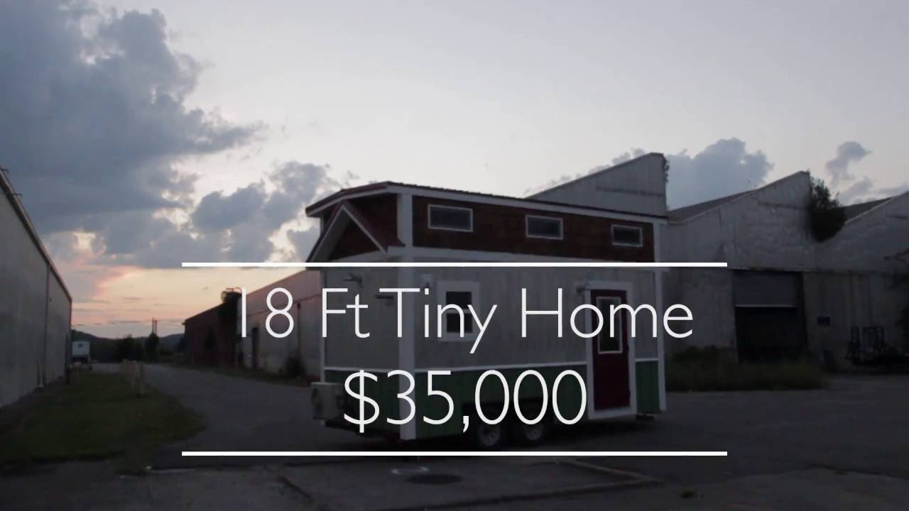 Incredible Tiny Homes Envy Home Tour