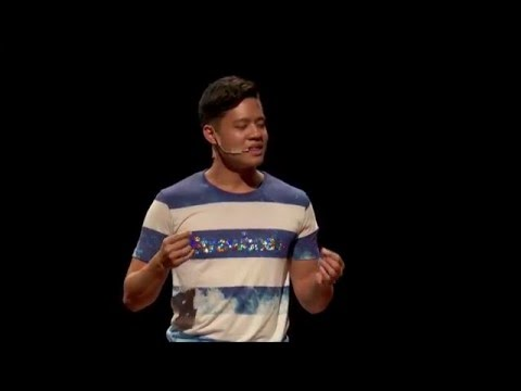 ????????All you need to do is to believe yourself. | James Chen | TEDxTainan