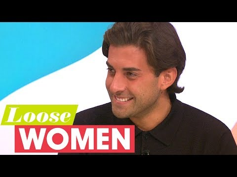 TOWIE's Arg Shows Off His New Nose   Loose Women