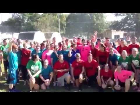 Palestine High School ALS Ice Bucket Challenge 2014