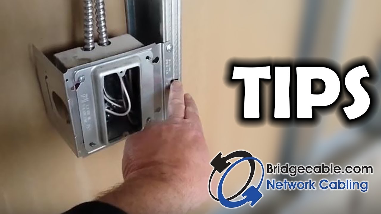 New Construction Guide to Network Cabling | Caddies | BridgeCable ...