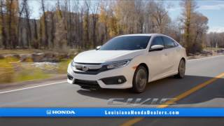 louisiana honda dealers full lineup