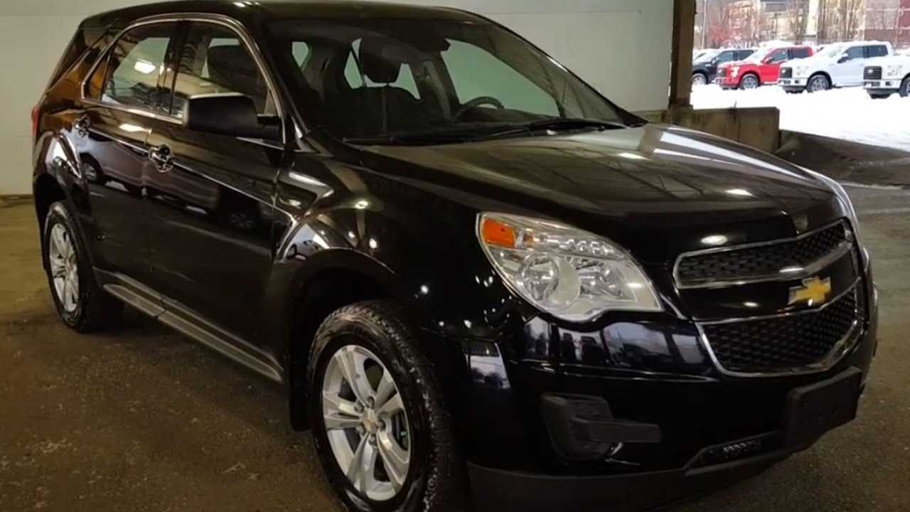 Equinox black chevy equinox 2014 Black Chevrolet Equinox LS Sport Utility Review | Prince ...