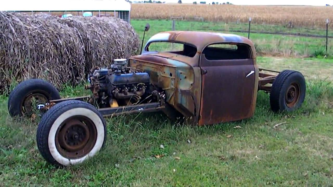 Rat Rod Project - YouTube