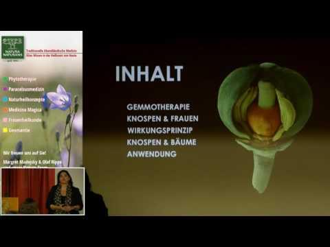 1/2: Gabriela Nedoma: Knospenkräfte für die Weiblichkeit - Gemmotherapie für die Frau