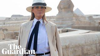 Melania Trump praises Kavanaugh but says \'I have my own voice\'