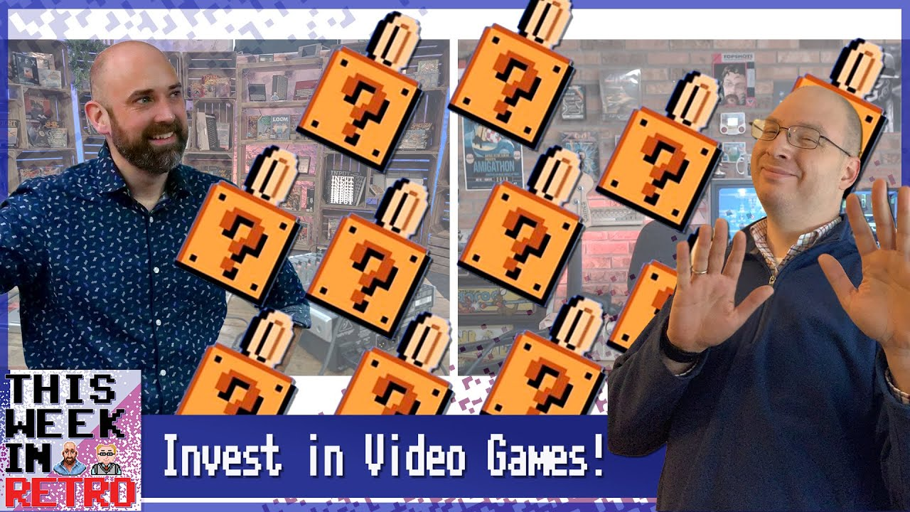 Download Is now the time to invest in video games? This Week in Retro 45