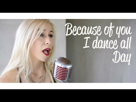Because of you I dance all day - Vee (Original Song)