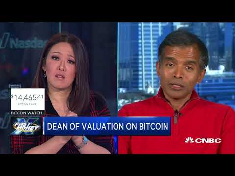 NYU's 'dean of valuation' says bitcoin cannot be valued