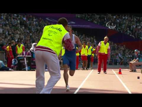 Athletics - 4-Sep-2012 - Morning - London 2012 Paralympic Games