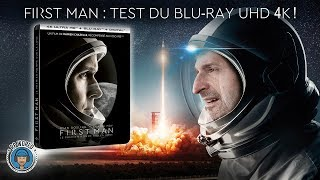 First Man : TEST Spatial du Blu-ray UHD/4K (Dolby Vision) !