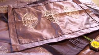 Ardsley 8 Piece Comforter Set ; Twin Size Comforters, Queen Bed Comforters