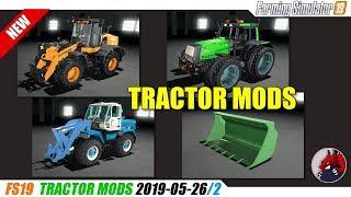 "[""BEAST"", ""Simulators"", ""Review"", ""FarmingSimulator19"", ""FS19"", ""FS19ModReview"", ""FS19ModsReview"", ""fs19 mods"", ""fs19 tractors"", ""Valtra HiTech 8050-8950"", ""T-150K TO-25"", ""AMCODOR""]"