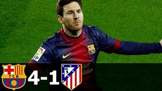 FC BARCELONE vs ATLETICO MADRID [Commentaires FR]