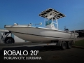Used 2000 Robalo 2020 Center Console Bay 20 for sale in Morgan City, Louisiana