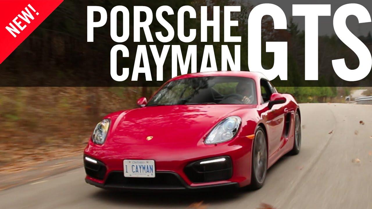 2015 porsche cayman gts review youtube - Porsche Cayman Gts
