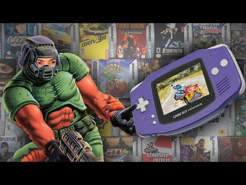 The History Of 3D Graphics On The Gameboy Advance | Minimme