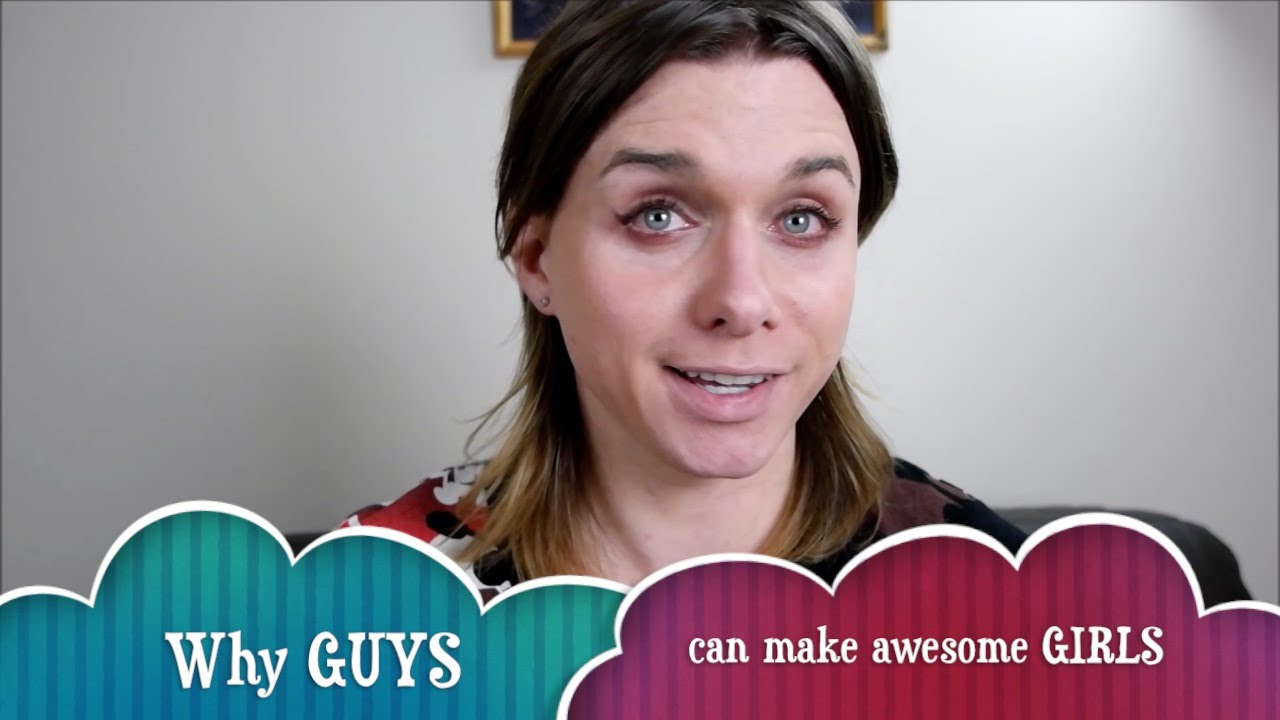 Trans Top 5 Why Guys Can Make Awesome Girls - Youtube-9582