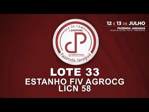 LOTE 33 (LICN 58)
