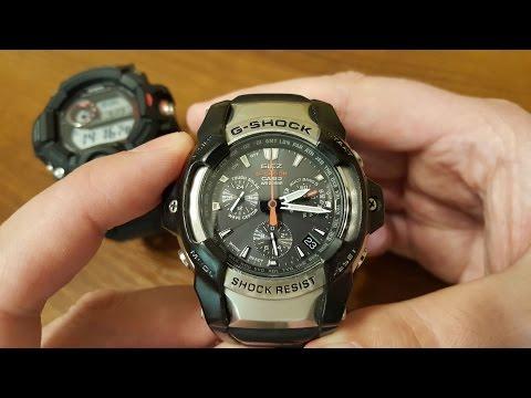 Casio G-Shock GS-1100-1AER GIEZ - Ustawienia Zegarka [PL]